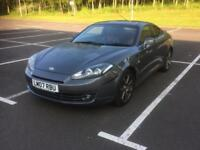BARGAIN Hyundai coupe S111 Lowe miles drives n looks perfect