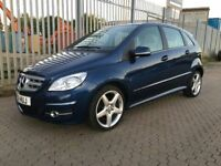 2011│Mercedes-Benz B Class 2.0 B180 CDI Sport CVT 5dr│2 FORMER KEEPERS│2 KEYS│MOT TILL 30 APRIL 2018