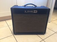 Line 6 DT25 Valve Amp. As new condition. Bedroom use only. Only selling as too loud for neighbours!