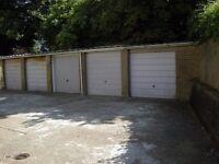 Lockup Garage to Let