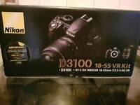 Nikon d310 DSLR camera