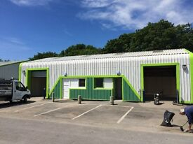 Small Industrial property to let in Glan Llwyd Pontarddulais £99.00PW +VAT