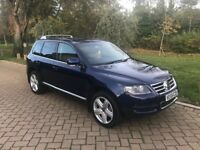 VW TOUAREG 5.0 TDI V10 2005 (55), GREAT SPEC, PART EXCHANGES TO CLEAR