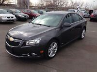 2011 Chevrolet Cruze LT Turbo RS SUNROOF GROUND EFFECTS BIG TIRE