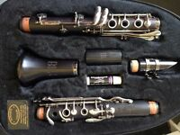 Bb Clarinet, Leblanc Bliss, wooden, with accessories, £450