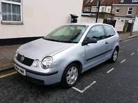 2004/04 REG VOLKSWAGEN POLO 1.2 TWIST ** P/X TO CLEAR ** £895