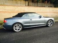2013 AUDI A5 CONVERTIBLE 1.8TFSI PETROL MANUAL LED PX WELCOME PRICED TO SELL!