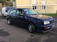 Nice Classic Vw Golf 1.8 Gli With full service History , Low mileage