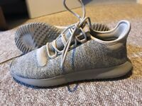 246c5ed54 Adidas Tubular Knit UK Size 8  Barely Worn