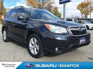 2014 Subaru Forester 2.5i Touring Package |MANUAL| |RARE|REAR CA