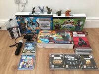 PS3 - various games and accessories bundle