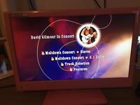 24 inch tv DVD combo bush