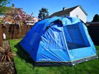 6 Berth Voyager Tent Used 3 Nights