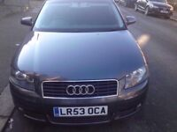 Audi a3 2.0fsi good runner drives well clean all round 6 month MOT