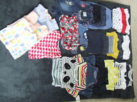 Bundle of baby clothes for girls, 3-6 months, (30 items)