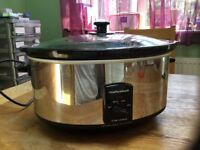 Murphy Richards slow cooker large