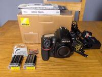 Nikon D800 - 10k Shutter Count, Mint Condition