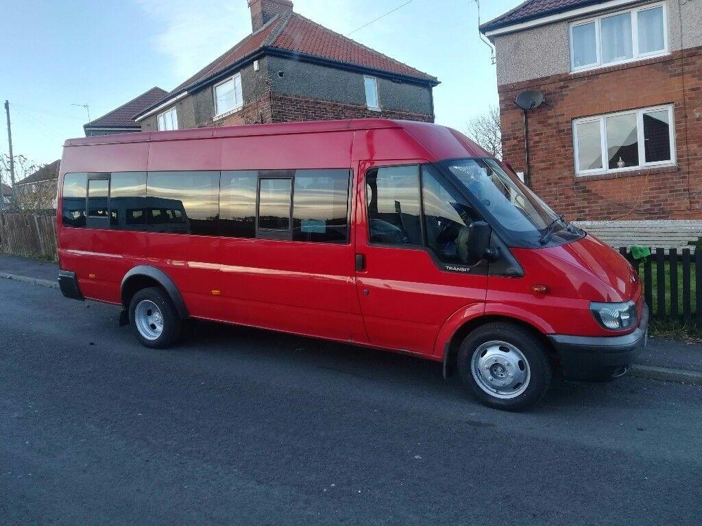 6d6b8c0f0f0a12 2002 17 seater ford transit minibus psv