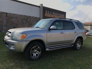 2007 Toyota Sequoia SR5 WITH LIMITED PKG.NAVIGATION.REAR VIEW CA