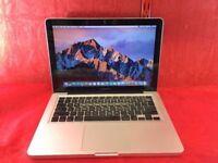 "Apple MacBook Pro A1278 13"" Core 2 Duo Processor, 4GB Ram, 500GB, 2010 +WARRANTY, NO OFFERS L398"