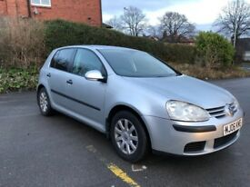Volkswagen Golf 1.9 TDI SE 5dr EXCELLENT CONDITION NATIONWIDE DELIVERY AVAILABLE!