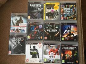 12 PS3 games