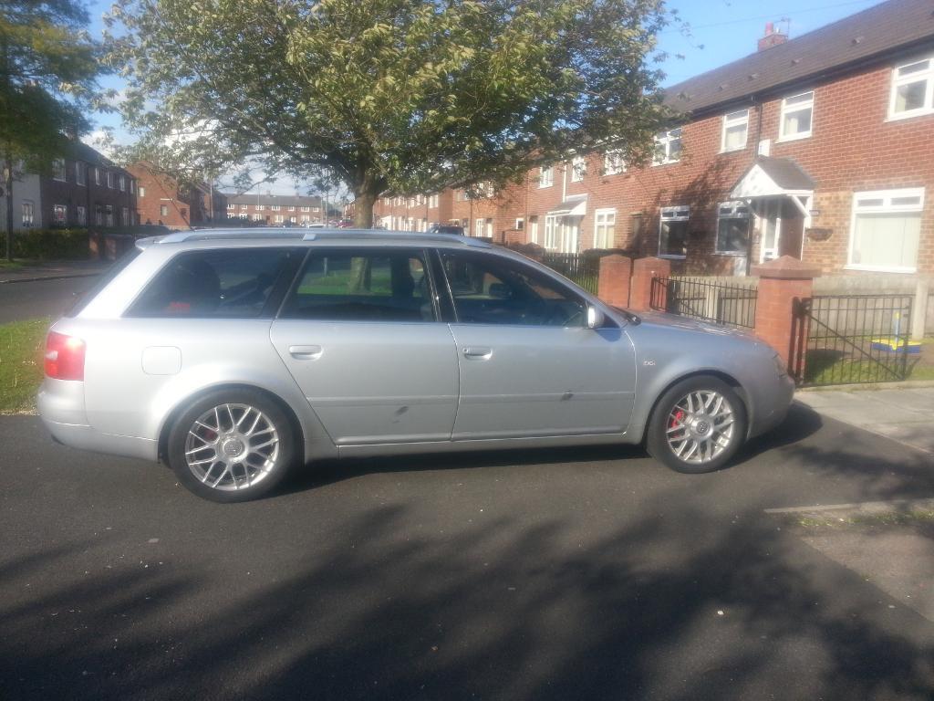 Audi a6 avant 2002 lpg in st helens merseyside for 2002 audi a6 window problems