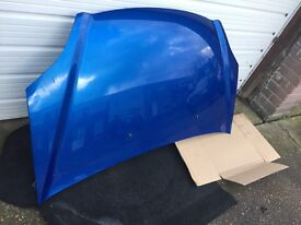 Honda civic 2001-2005 bonnet in blue