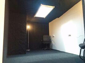 Creative music spaces for band rehearsal and music production BN41
