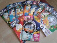 "Disney magazine in French ""PICSOU MAGAZINES"" 1980's"