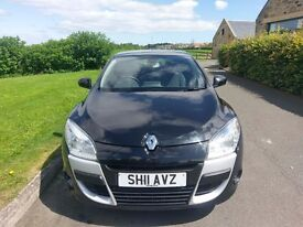 Renault Megane 1.5 dCi ECO FAP Dynamique 3dr (Tom Tom) - £20 Road Tax, low mileage