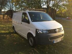 2010 60 VW TRANSPORTER T5.1 FACELIFT 2.0 TDI 102PS 1 OWNER NO VAT