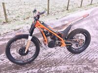 2017 Scorpa 300cc