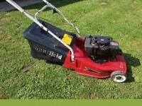 Lawnmower self-propelled