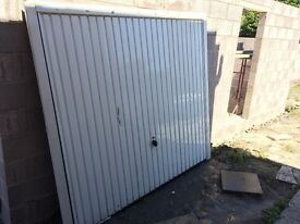 Used Garage Door Up & Over