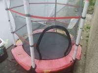 Trampoline 4ft for sale
