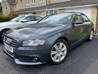 Audi, A4, Saloon, 2011, Manual - SAT NAV - FULL LEATHER - PARK SENSORS - FSH
