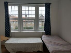 Spacious & Clean Rooms to share in the heart of White City Area . £375PM All Inclusive