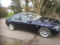 2005 BMW 735I FSH Luxury motoring