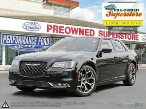 2016 Chrysler 300 S>>>NAV, leather, Panoramic Roof<<<