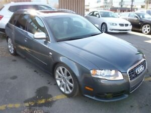 2006 Audi S4 4.2 Avant ALLOYS/SUNROOF/RARE AVANT S4!