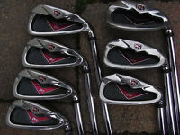 Golf clubs Wilson Staff Di7 irons 4 - PW Excellent condition £80 ono