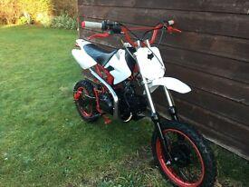 2011 125cc Lifan Pitbike