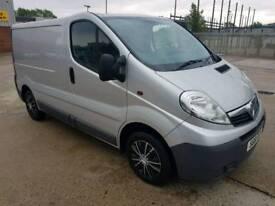 Vauxhall Vivaro Van 6 seater