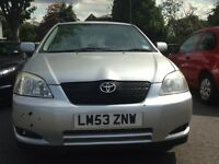 Very good condition,family clean car,