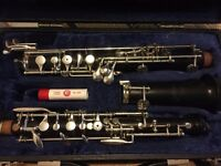 Howarth S10 oboe for sale, second hand, great condition