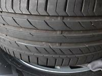 "17"" run flat tyre BMW"