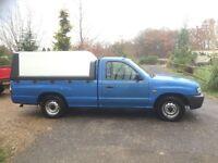 2002 mazda b2500 pickup