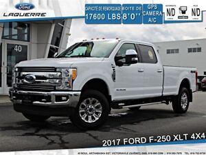 2017 Ford F-250 XLT**4X4*GPS*CAMERA*BLUETOOTH*A/C**