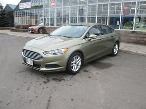 2013 Ford Fusion SE - Ford MyTouch, Rear Camera